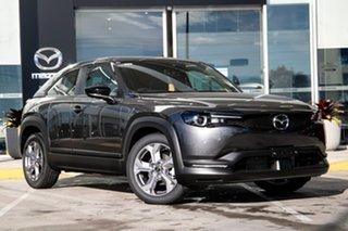 2021 Mazda MX-30 DR2W7A G20e SKYACTIV-Drive Evolve Machine Grey 6 Speed Sports Automatic Wagon.