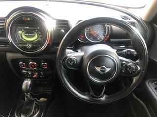 2016 Mini Clubman F54 Cooper Steptronic Cream 6 Speed Sports Automatic Wagon