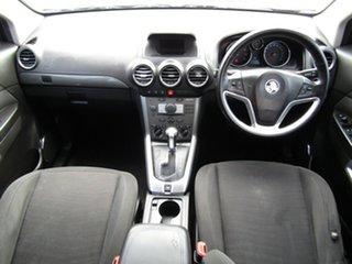 2012 Holden Captiva CG Series II MY12 5 Active Grey 6 Speed Sports Automatic Wagon