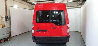 2017 Renault Master X62 Mid Roof MWB Red 6 Speed Manual Van