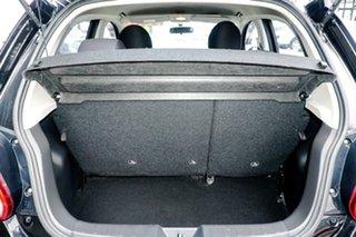 2013 Mitsubishi Mirage LA MY14 ES Black 5 Speed Manual Hatchback