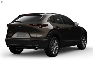 2021 Mazda CX-30 DM4WLA G25 SKYACTIV-Drive i-ACTIV AWD Touring Bronze 6 Speed Sports Automatic Wagon