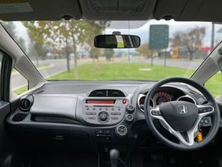 2012 Honda Jazz GE MY12 VTi Black 5 Speed Automatic Hatchback