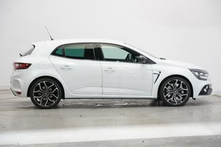 2020 Renault Megane BFB R.s. Sport White 6 Speed Manual Hatchback