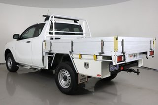 2017 Mazda BT-50 MY17 Update XT Hi-Rider (4x2) White 6 Speed Automatic Freestyle Cab Chassis