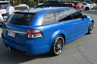 2011 Holden Commodore VE II MY12 SV6 Blue 6 Speed Automatic Sportswagon