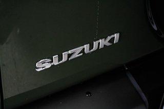 2021 Suzuki Jimny GLX (Qld) Green 5 Speed Manual 4x4 Wagon