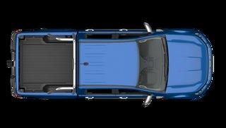 2021 Ford Ranger PX MkIII XLT Double Cab Blue Lightning Pick Up