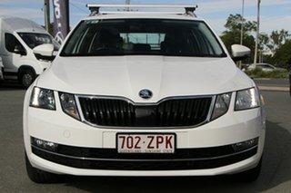 2019 Skoda Octavia NE MY20 110TSI Candy White 6 Speed Manual Wagon
