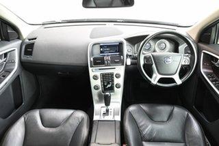 2011 Volvo XC60 DZ MY12 D5 Geartronic AWD Black 6 Speed Sports Automatic Wagon.