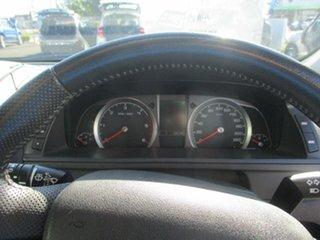 2016 Ford Territory SZ MK2 Titanium (4x4) Black 6 Speed Automatic Wagon