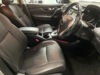 2014 Nissan Qashqai J11 TI Ivory Pearl 1 Speed Constant Variable Wagon