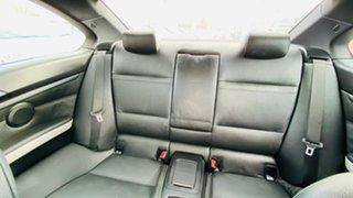 2008 BMW 3 Series E92 MY08 325i Steptronic Black 6 Speed Sports Automatic Coupe
