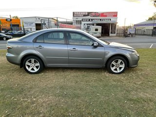2005 Mazda 6 GG1032 Classic Silver 5 Speed Sports Automatic Hatchback