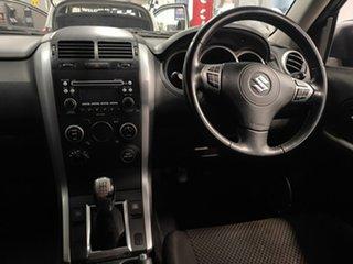 2010 Suzuki Grand Vitara JB MY09 Black 5 Speed Manual Wagon
