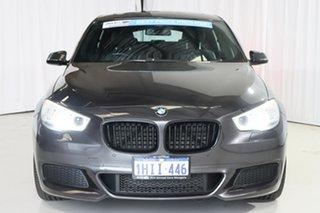 2015 BMW 5 Series F07 LCI 520d Gran Turismo Steptronic M Sport Grey 8 Speed Sports Automatic