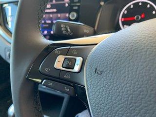 2021 Volkswagen Polo AW MY21 70TSI DSG Trendline Silver 7 Speed Sports Automatic Dual Clutch