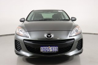2011 Mazda 3 BL 11 Upgrade Neo Grey 5 Speed Automatic Sedan.