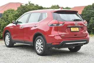 2017 Nissan X-Trail T32 Series II ST X-tronic 4WD Red 7 Speed Constant Variable Wagon