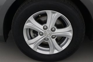 2011 Mazda 3 BL 11 Upgrade Neo Grey 5 Speed Automatic Sedan
