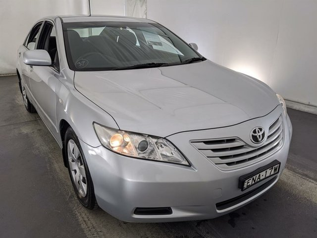 Used Toyota Camry ACV40R Altise Maryville, 2006 Toyota Camry ACV40R Altise Silver 5 Speed Automatic Sedan