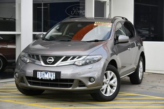 2012 Nissan Murano Z51 Series 3 ST Grey 6 Speed Constant Variable Wagon