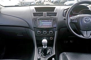 2015 Mazda BT-50 UP0YF1 GT 6 Speed Manual Utility
