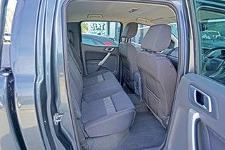 2015 Ford Ranger PX XLT Double Cab Metropolitan Grey 6 Speed Manual Utility