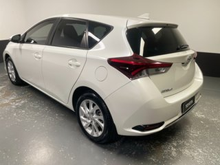 2015 Toyota Corolla ZRE182R Ascent Sport White 6 Speed Manual Hatchback