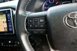 2017 Toyota Hilux GUN126R SR5 Double Cab Graphite 6 Speed Manual Utility