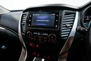 2016 Mitsubishi Pajero Sport QE MY17 Exceed Grey 8 Speed Sports Automatic Wagon