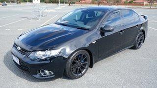 2014 Ford Falcon FG MkII XR6 Turbo Black 6 Speed Sports Automatic Sedan.