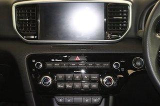 2019 Kia Sportage QL MY20 GT-Line (AWD) Silver 6 Speed Automatic Wagon