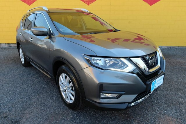 Used Nissan X-Trail T32 Series II ST-L X-tronic 2WD Winnellie, 2017 Nissan X-Trail T32 Series II ST-L X-tronic 2WD Grey 7 Speed Constant Variable Wagon