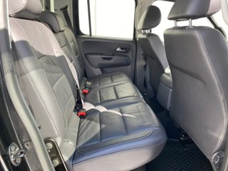 2014 Volkswagen Amarok 2H MY14 TDI420 4Motion Perm Highline Black 8 Speed Automatic Utility
