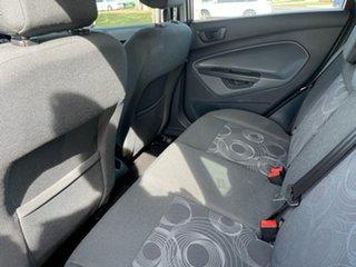 2012 Ford Fiesta WT LX PwrShift Grey 6 Speed Sports Automatic Dual Clutch Hatchback