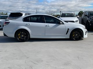 2013 Holden Special Vehicles GTS Gen-F MY14 White 6 Speed Sports Automatic Sedan.