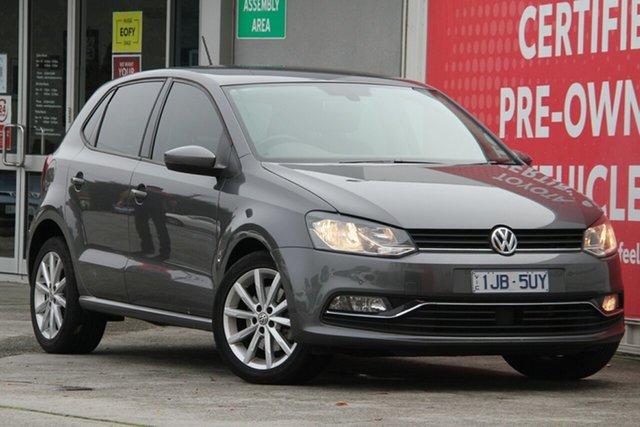 Pre-Owned Volkswagen Polo Glen Waverley, POLO URBAN + (81TSI)