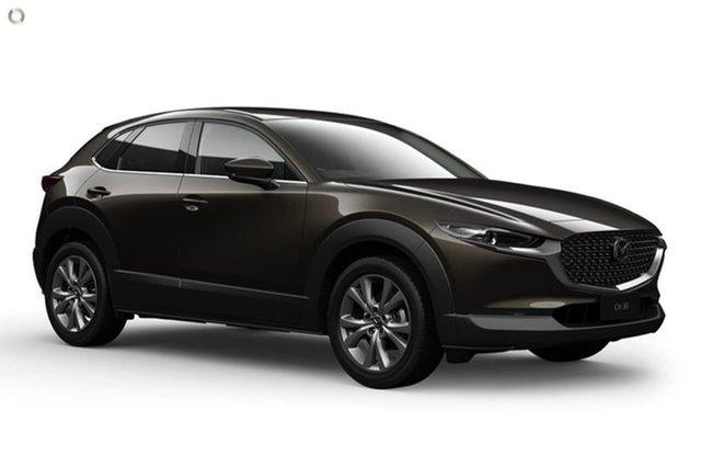 New Mazda CX-30 DM4WLA G25 SKYACTIV-Drive i-ACTIV AWD Touring Waitara, 2021 Mazda CX-30 DM4WLA G25 SKYACTIV-Drive i-ACTIV AWD Touring Bronze 6 Speed Sports Automatic Wagon