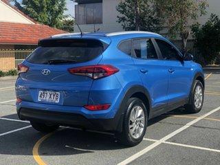 2017 Hyundai Tucson TL2 MY18 Active 2WD Blue 6 Speed Sports Automatic Wagon.