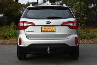 2012 Kia Sorento XM MY13 SLi Silver 6 Speed Sports Automatic Wagon