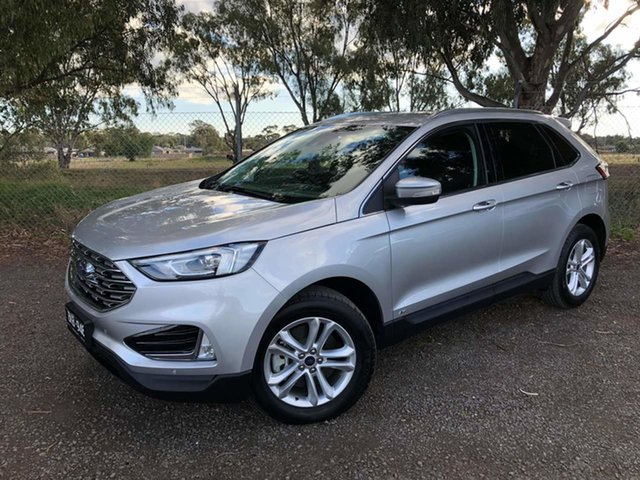 Used Ford Endura CA 2019MY Trend Epsom, 2018 Ford Endura CA 2019MY Trend Silver 8 Speed Sports Automatic Wagon