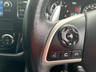 2012 Mitsubishi Outlander ZJ MY13 LS 4WD White 6 Speed Sports Automatic Wagon