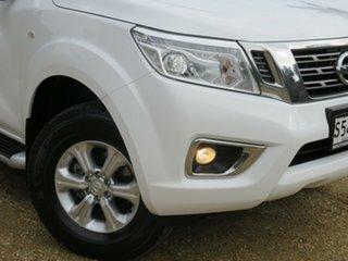 2019 Nissan Navara D23 S3 ST 4x2 White 7 Speed Sports Automatic Utility