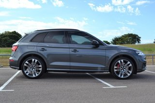 2020 Audi SQ5 FY MY20 TDI special edition Tiptronic Quattro Grey 8 Speed Sports Automatic Wagon.
