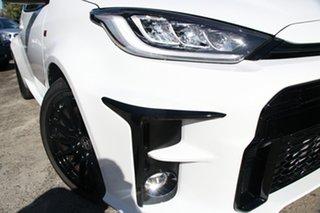 2021 Toyota Yaris Gxpa16R GR Glacier White 6 Speed Manual Hatchback.