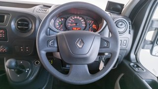 2015 Renault Master X62 Low Roof SWB AMT White 6 Speed Sports Automatic Single Clutch Van
