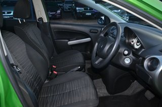 2009 Mazda 2 DE Neo Green 4 Speed Automatic Hatchback
