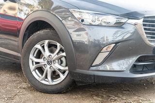 2018 Mazda CX-3 DK2W7A Maxx SKYACTIV-Drive 42a 6 Speed Sports Automatic Wagon.