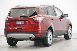 2017 Ford Escape ZG Titanium Ruby Red 6 Speed Sports Automatic SUV